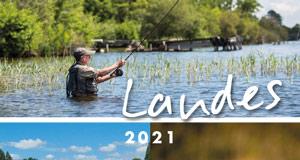 Vignette visuel du guide de la pêche dans les Landes 2021