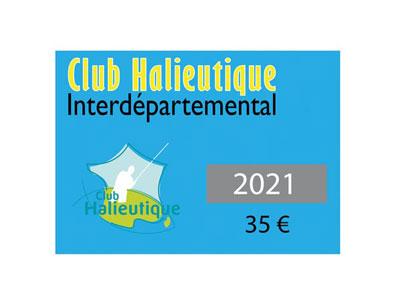 Visuel du timbre halieutique 2021