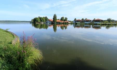 Parcours no-kill black-bass sur l'étang de Soustons