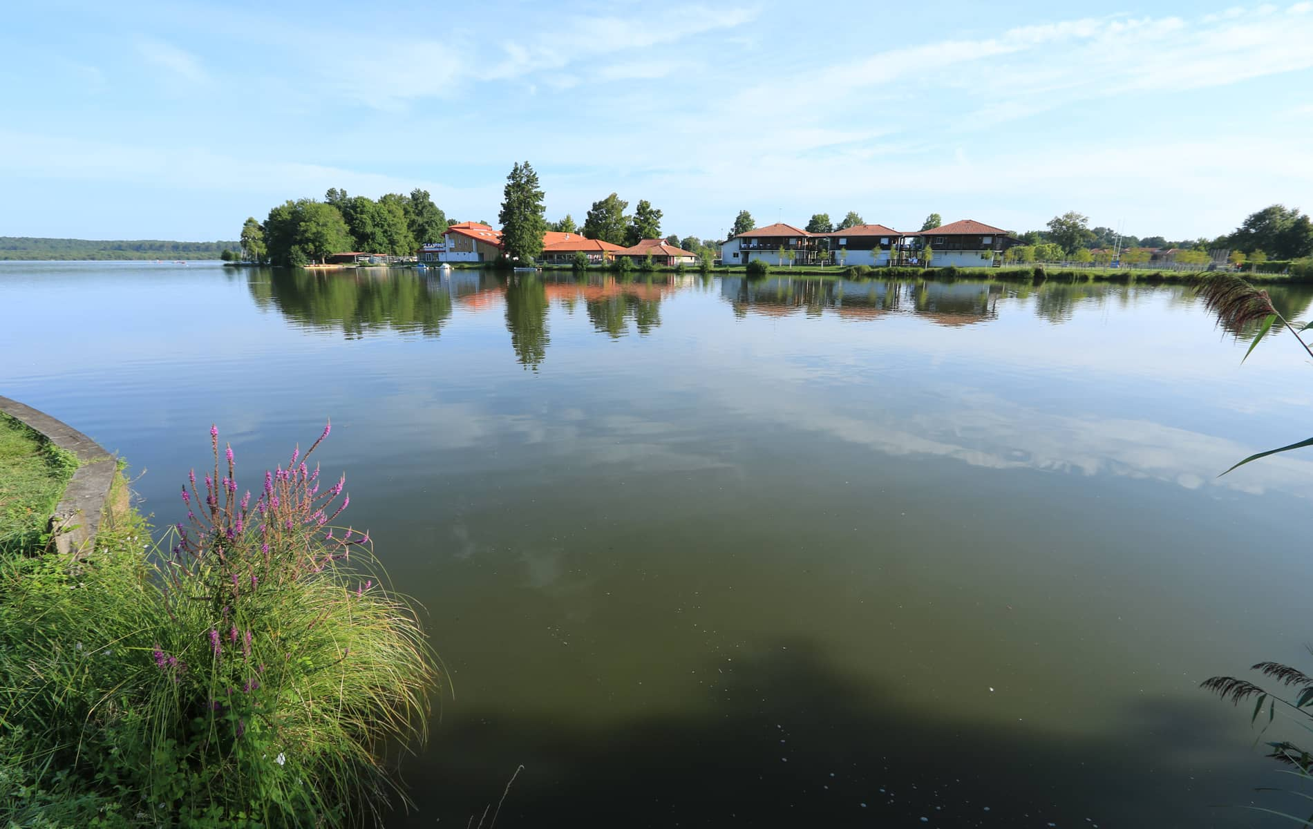 Lac landais